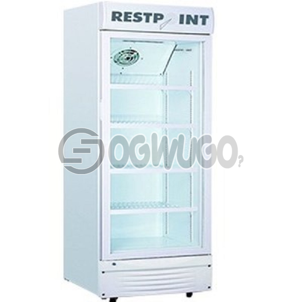 RestPoint ShowCase Cooler RP-350SC, Model: RP-350SC, Movable shelves for different requirement,  with digital thermostat