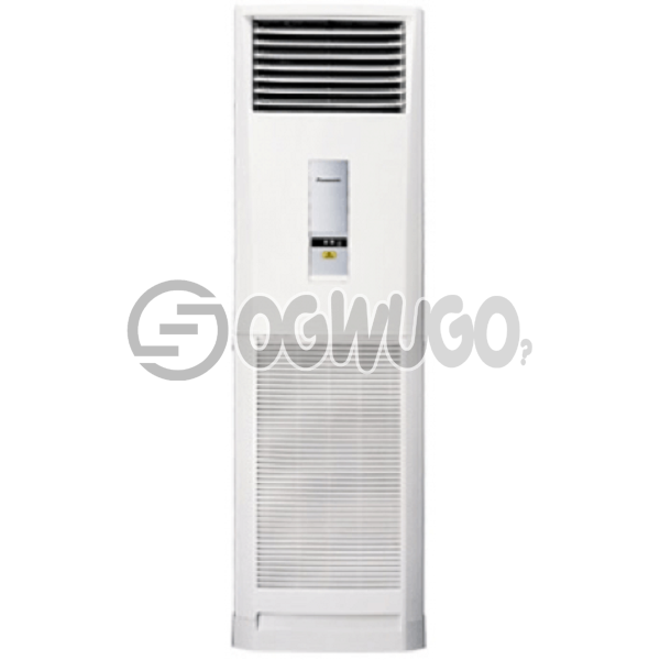 PANASONIC STANDING PACKAGE UNIT AIR-CONDITIONER 5HP | 45MFH,  Energy Saving, Quick Cooling, Eco-friendly, Dual Functionality: unable to load image