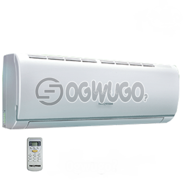 Respoint Split Unit Air Conditioner (1.5horse power), Supercool Premium , Auto-restart, self-diagnosis and has high efficiency