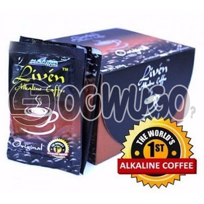 Liven Alkaline Coffee - (Sugar free) special product from Alliance in Motion Global , ideal for diabetic patients.