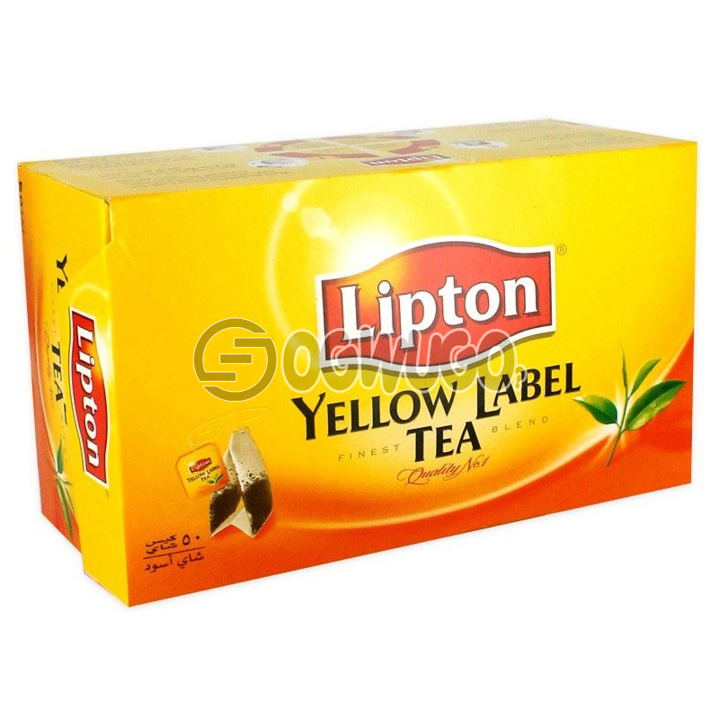Lipton Tea Bag can be taken Black with a drop of milk or a hint of fragrant spices or Perhaps green with a squeeze of lemon.
