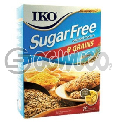 Iko Sugar Free Biscuits: unable to load image
