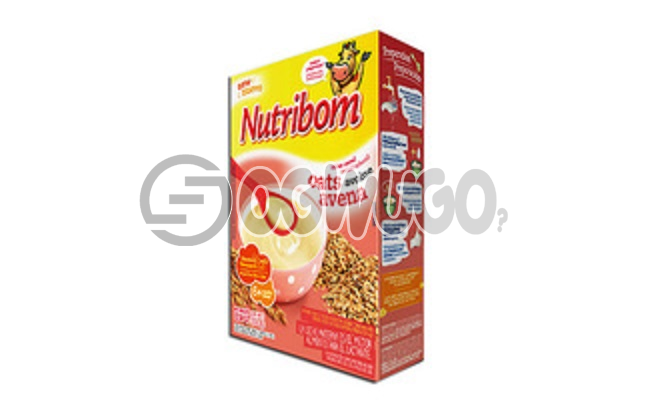 Nutribom Baby Cereal - Oats: unable to load image