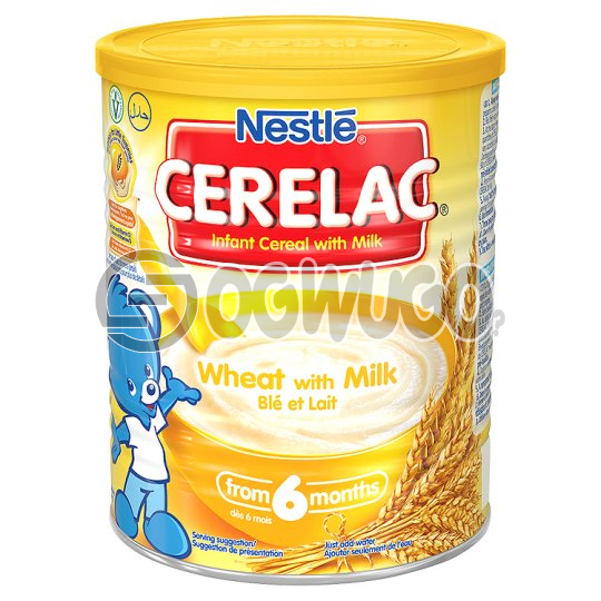 Nestle Cerelac: unable to load image