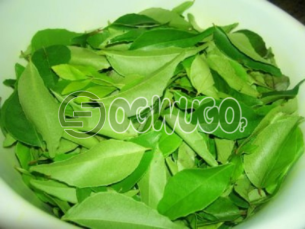Fresh curry leaf sold at affordable price very easy to get.It is sold per head,and gives you stew a very good taste.