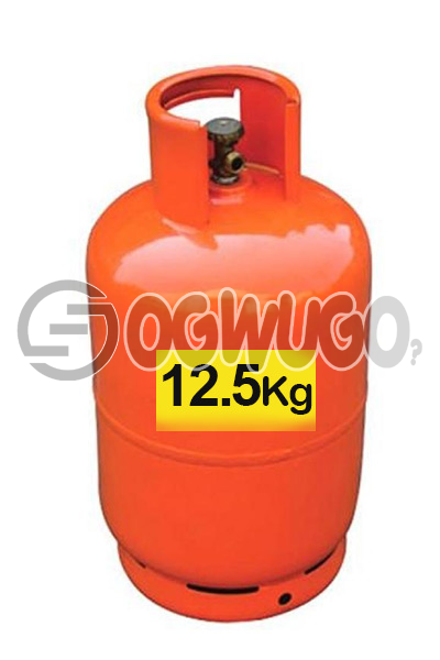 Ogwugo 12.5KG Cooking Gas Available for Refill Place order now and we will come refill your cylinder wherever, whenever.