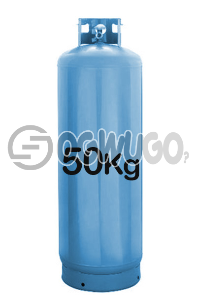 Ogwugo 50KG Cooking Gas Available for Refill Place order now and we will come refill your cylinder