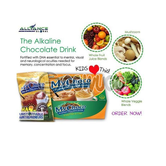 Alliance In Motion Global My Choco - Natural - Ceutical Ultimate Chocolate drink