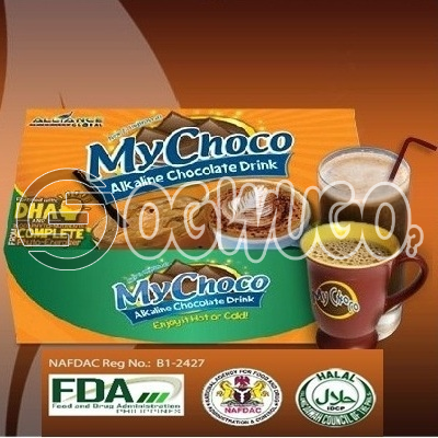 Alliance In Motion Global My Choco - Natural - Ceutical Ultimate Chocolate drink: unable to load image