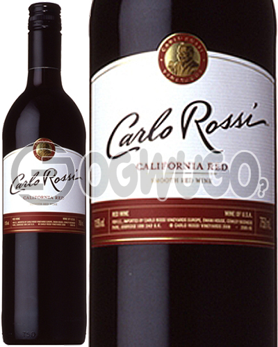 Carlo rossi California Red