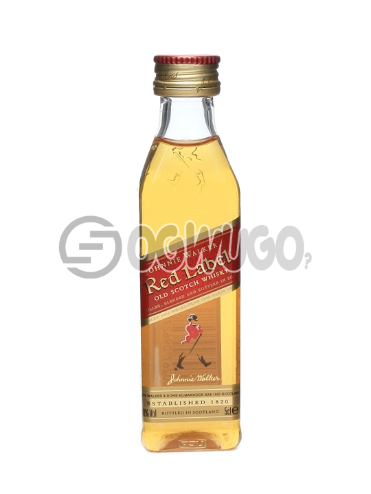 RED LABEL (SMALL)