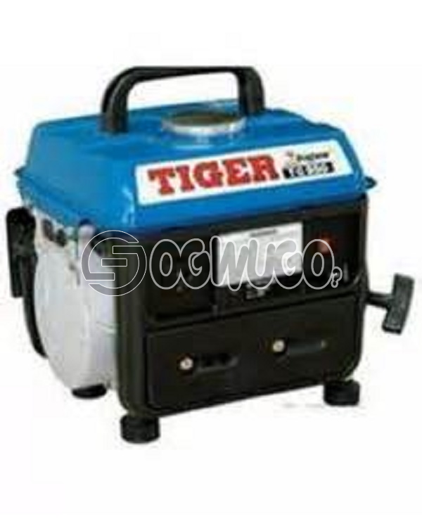 Tiger TG1500 Generator, Auto circuit breaker    Power-1KVA    Voltage-220-240v A.C.    Generator - TG1500
