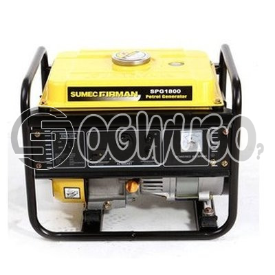 Sumec Firman 1.1KVA Generator SPG 1800 - Manual Start order now and have it delivered to your doorstep