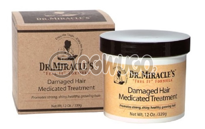 Dr Miracle Hair Relaxer.: unable to load image