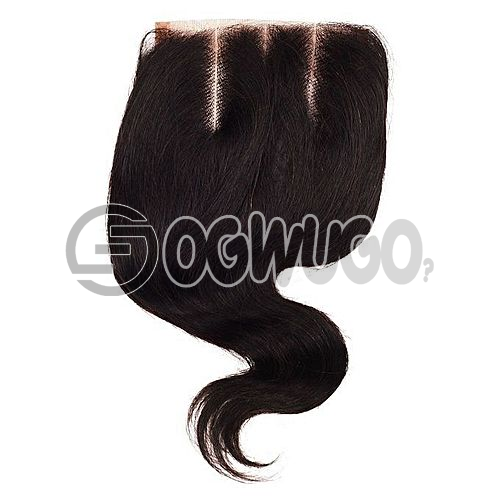 Universal Human Hair Closure(Brazilian) -Body Wave availableonce you place order we will deliver it at your doorstep but please note that it takes two days to be delivered.