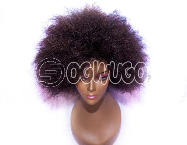 Hair Wig, Afro COCO hair wig Available. order takes two working day to be delivered from when you place order: unable to load image