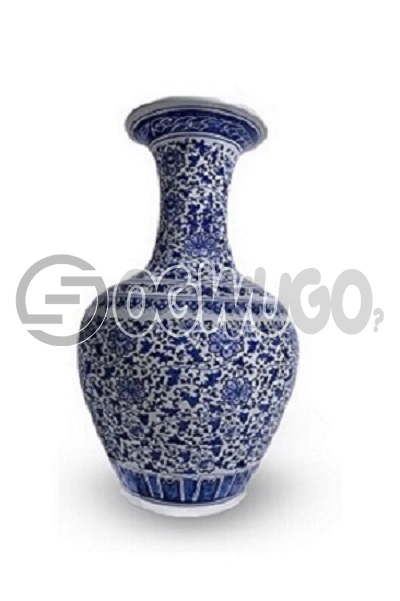 Beautiful flower vase.It adds beauty to decoration makes your environment attractive.