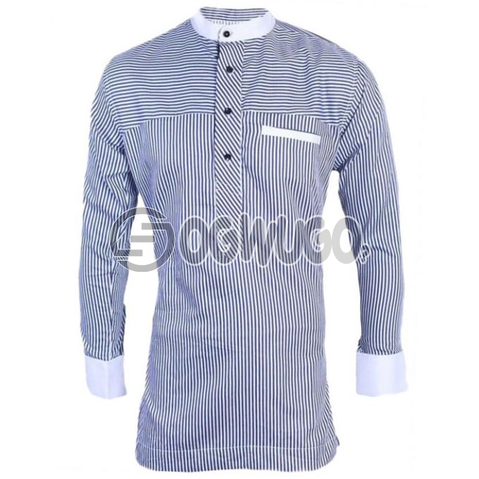 Oyenx Only Top Senator traditional wear OY08 This takes  6 working days to be delivered (If your size is extra large, it will attract an additional N500)