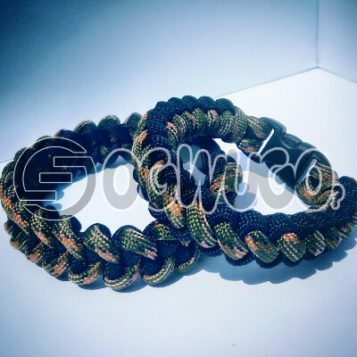 Boqer paracord bracelets. This bracelets comes in different colours shapes and designs. P