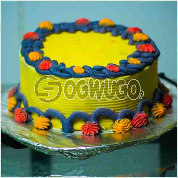 Beautiful Delicious Celebration cake 04 it can used to celebrate birthdays and other event