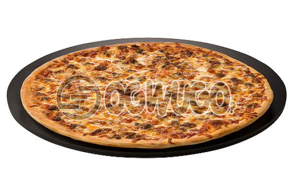 Meat Gravers Chef Delight Pizza (MEDIUM) Made with Beef, Chicken, Sausage, Pepperoni, Ham Bacon and Vegetable (Optional)