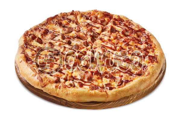 Base Special Pizza (SMALL) Made with Tomato, Chicken, Sausage, Salam or Ham, Mushroom, Onion, Cheese and Green Pepper.