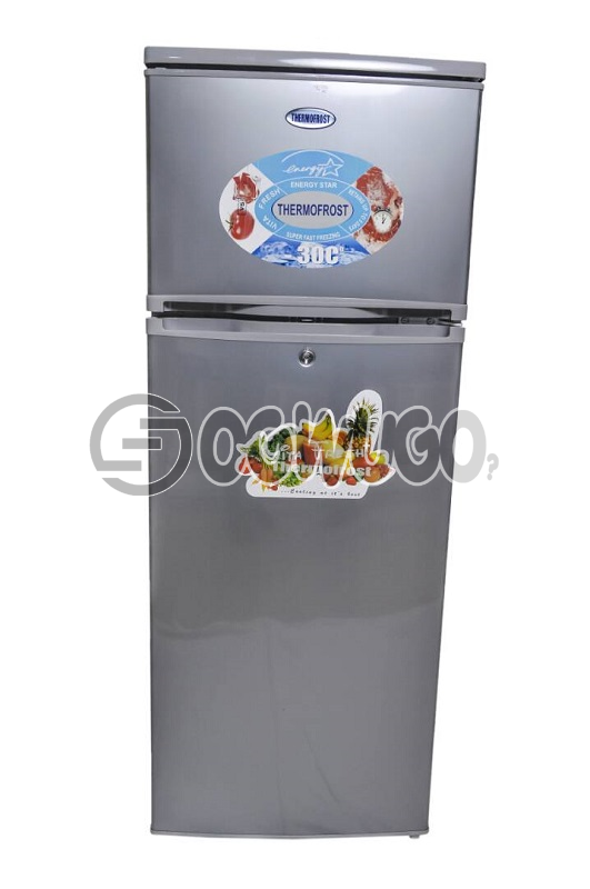 Thermofrost Fridge Model 300 Double Door High Quality Durable Maximum Utility. Order now and have it delivered to your doorstep