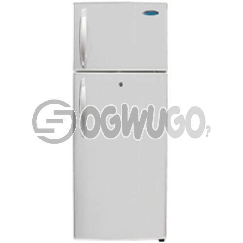 Haier Thermocool Double Door Refrigerator 350 supercooling retention for up to four days. Oder now