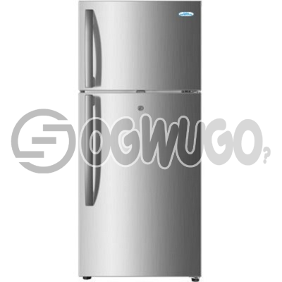 Haier Thermocool Double Door Refrigerator HT REF-250 Direct cooling technology Fully tropicalized compressor Big evaporator for rapid and uniform cooling