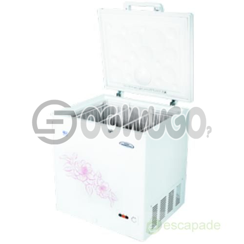 Haier thermocool deep freezer 319 high quality freezer order now and start chilling: unable to load image