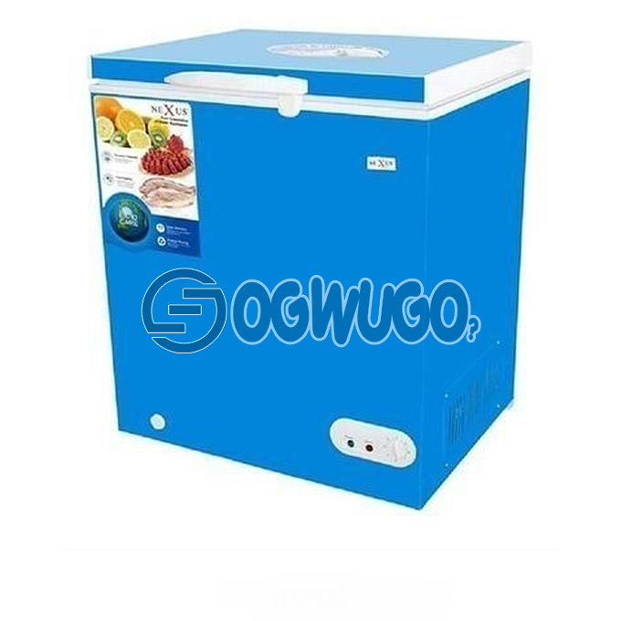 Nexus Nexus Chest Freezer-NX-160, anti rust body, auto lock function while working, a built to last compressor