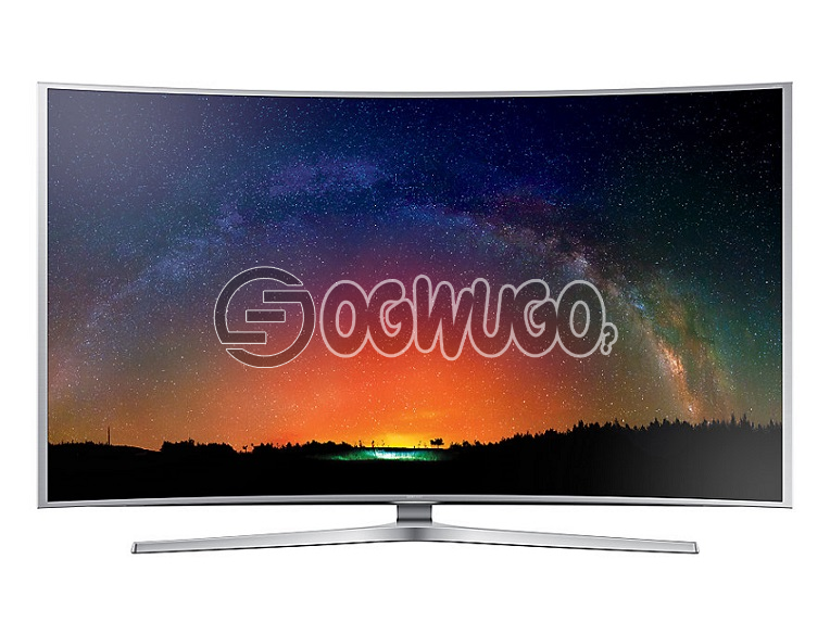 Samsung 55inch Curved Smart 4K Suhd TV Spectacular SUHD with 1900 PQI UHD upscaling enhances the quality of all of your viewing