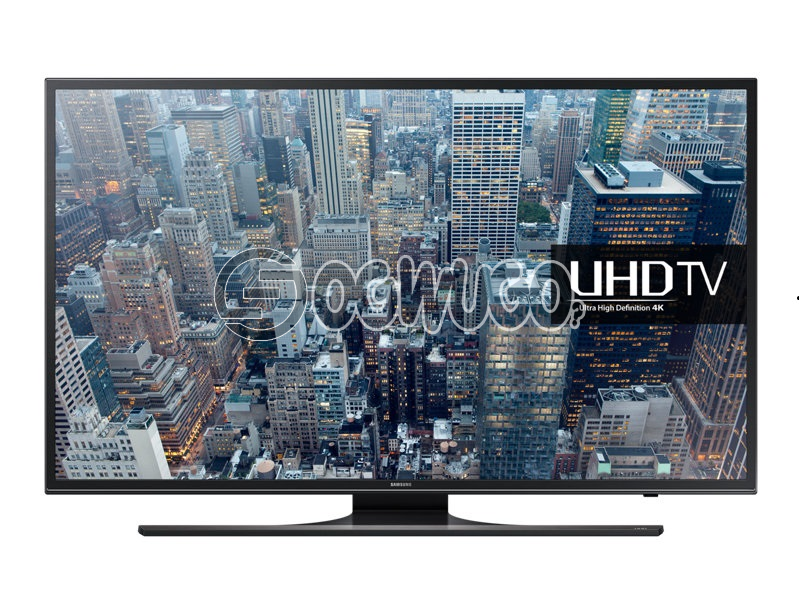 Samsung 40-inch JU6445 6 Series Flat UHD Smart 4K LED TV The most superior UHD picture quality experience: unable to load image