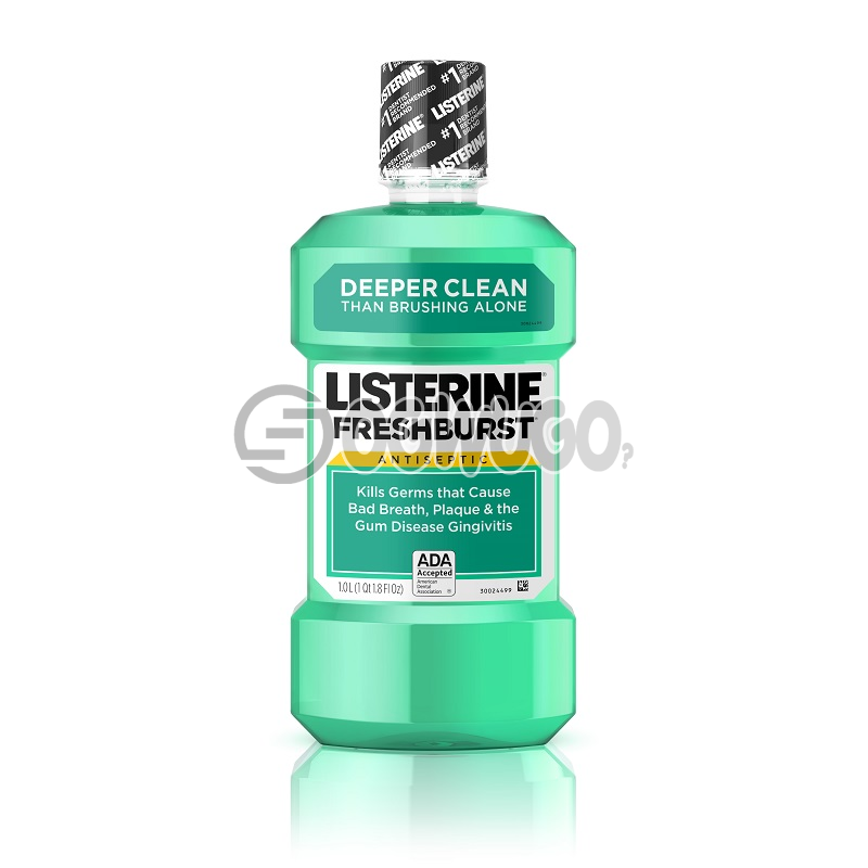 LISTERINE Antiseptic Mouthwash: unable to load image